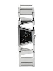 Titan Women Black Dial Watch 2486SM02
