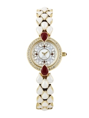 Titan Raga Diva Women White Dial Watch NE9747YM01J