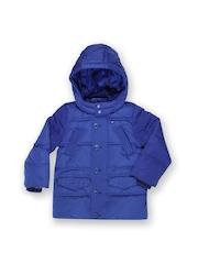Tommy Hilfiger Boys Blue Jacket