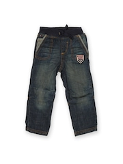 Tommy Hilfiger Boys Blue Banning Straight Fit Jeans
