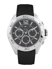 Tommy Hilfiger Men Black Dial Watch TH1791029J