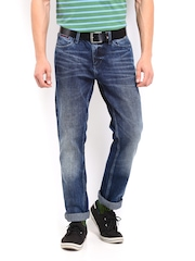 Tommy Hilfiger Men Blue Scanton Slim Fit Jeans