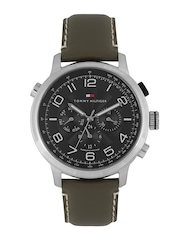 Tommy Hilfiger Men Black Dial Watch TH1790792J