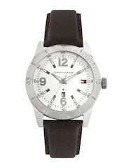Tommy Hilfiger Men White Dial Watch TH1790993J