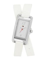Tommy Hilfiger Women Silver Dial Watch