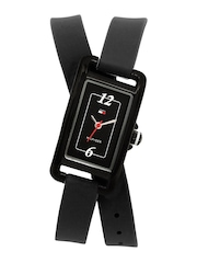 Tommy Hilfiger Women Black Dial Watch