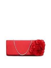 ToniQ Red Clutch