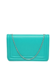 ToniQ Green Clutch