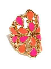 ToniQ Gold Toned Ring