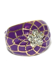 ToniQ Purple Ring