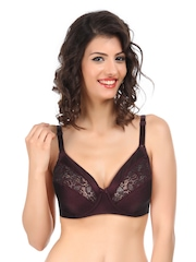 Triumph Deep Burgundy Form & Beauty 30 Bra 226I470