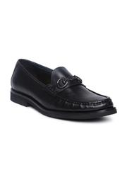 Turtle Men Black Semiformal Shoes