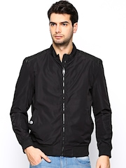 Turtle Men Black Jacket
