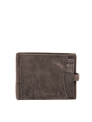 Turtle Men Brown Wallet