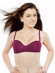 Tweens Burgundy Bra TW101MG38D