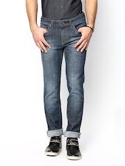 TWILLS Men Blue Slim Fit Jeans