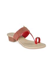 Tycoon Women Red Heels