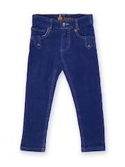 UFO Boys Blue Corduroy Trousers