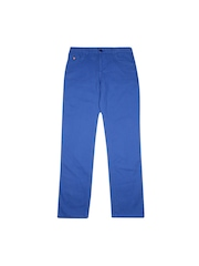 U.S. Polo Assn. Kids Boys Blue Trousers