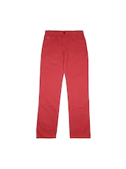 U.S. Polo Assn. Kids Boys Red Trousers