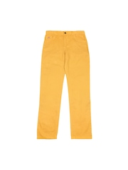 U.S. Polo Assn. Kids Boys Orange Trousers