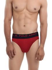 U.S. Polo Assn. Men Assorted Bikini Briefs I005-615