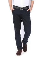 U.S. Polo Assn. Men Black Trousers