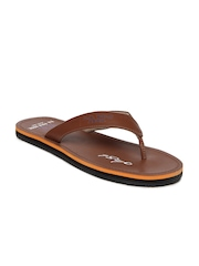U.S. Polo Assn. Men Brown Sandals