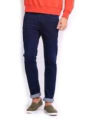U.S.Polo Assn. Men Blue Skinny Fit Jeans