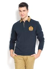 U.S. Polo Assn. Men Navy Polo T-shirt
