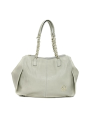 United Colors of Benetton Grey Shoulder Bag