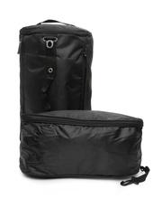 United Colors of Benetton Men Black Backpack cum Duffle Bag