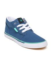 United Colors of Benetton Men Blue Casual Shoes