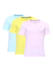 United Colors of Benetton Men Pack of 3 T-shirts