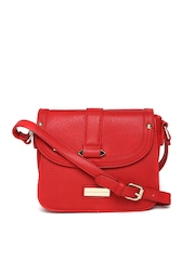 United Colors of Benetton Red Sling Bag