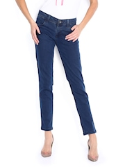 United Colors of Benetton Women Blue Jeggings