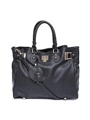 United Colors of Benetton Black Handbag