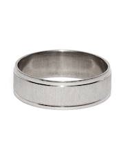 Unknown by Ayesha Men Stainless Steel Ring