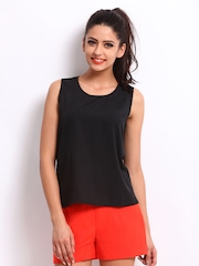 Uolo Women Black Top