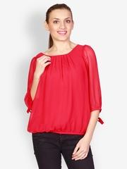 Uptown Galeria Women Red Top
