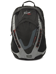 Vital Gear Unisex Black Backpack