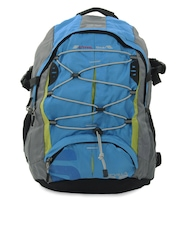 Vital Gear Unisex Blue Backpack