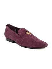 Van Heusen Men Maroon Casual Shoes