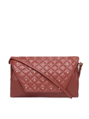Van Heusen Woman Maroon Sling Bag