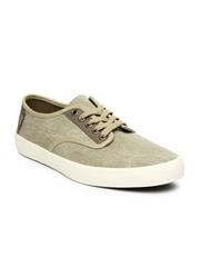 Vans Men Brown Aldrich Casual Shoes