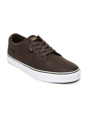 Vans Men Brown Casual Shoes