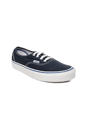 Vans Unisex Blue Authentic Casual Shoes