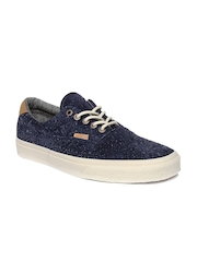 Vans Men Blue Suede Era Casual Shoes