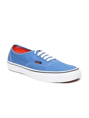 Vans Men Blue Authentic Casual Shoes