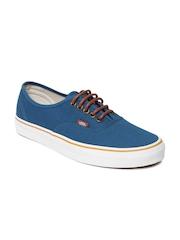 Vans Unisex Teal Blue Casual Shoes
